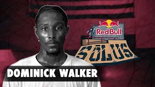 Dominick Walker | Red Bull SŌLUS Entry