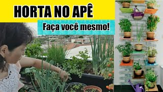 Como Cultivar Hortas Em Pequenos Espaços
