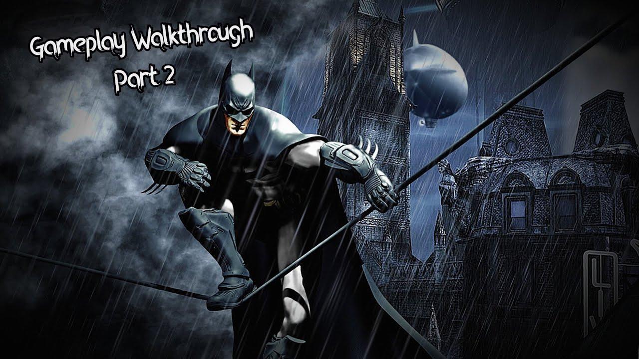 Batman: Arkham City 2020 Gameplay Walkthrough (Part 2 ...