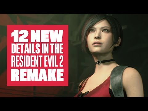 12 Cool New Things in Resident Evil 2 Remake