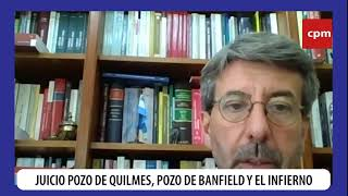 """AUDIENCIA DEL JUICIO ORAL Y PÚBLICO """"BRIGADAS DE BANFIELD, QUILMES Y LANÚS""""."""
