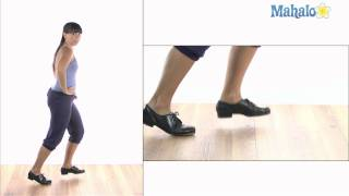 How to Do a Scuffle Ball Change in Tap Dance
