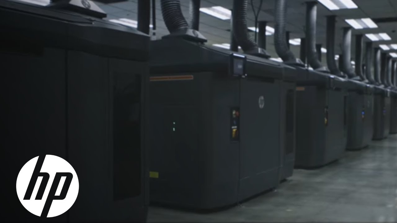 Forecast 3D Leads Digital Manufacturing with HP Multi Jet Fusion Technology | 3D Printing | HP