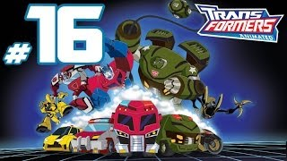 Transformers Animated - PART 16 - I