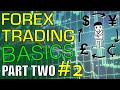 Forex Trading Basics: Forex Trading for Beginners - Part 2