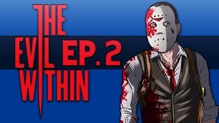 Delirious Plays The Evil Within: Ep. 2 (Zombies!!!! Everywhere!!!)
