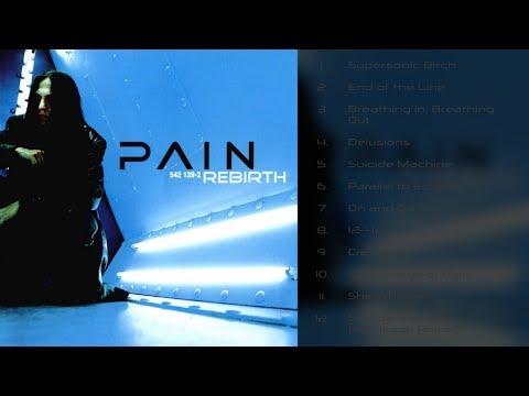 Pain - Rebirth [FULL ALBUM]