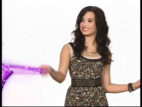 Demi Lovato promo Disney Channel Hungary