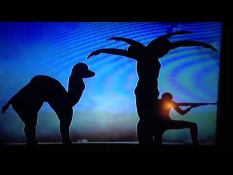 Britains Got Talent Hungarian Shadow Dancing - YouTube