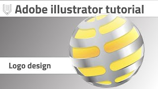 Adobe illustrator tutorial | How to create 3d logo