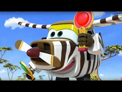 Джек и его друзья супер крылья мультфильм смотреть