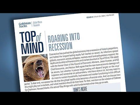 Roaring Into Recession