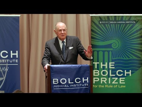 Bolch Prize 2019 | Anthony M. Kennedy