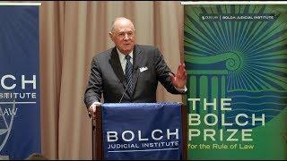 Bolch Prize 2019 | Anthony M. Kennedy