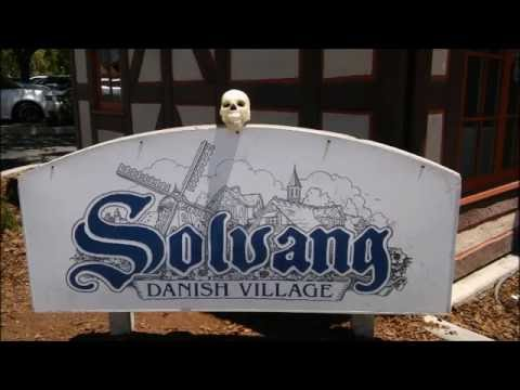 My trip to Solvang California