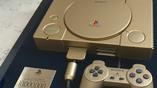 Gold PS1, Dancing Robots, & more! - Sony Square NYC