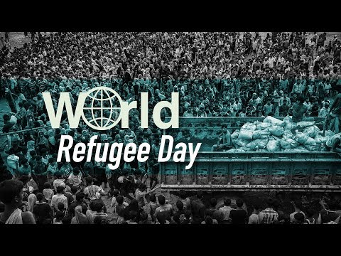 World Refugee Day: No one becomes a refugee by choice; we can choose how to help