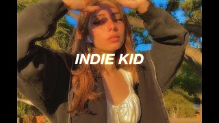 songs that turn the indie kid filter on 🛹 - Sad Indie Songs for Lonely Nights