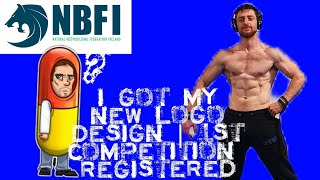 New Brand Logo | Registered for NBFI 2018 | Is it Natural or Steroids?