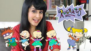 "Nickelodeon ""Rugrats"" Voice Impressions"
