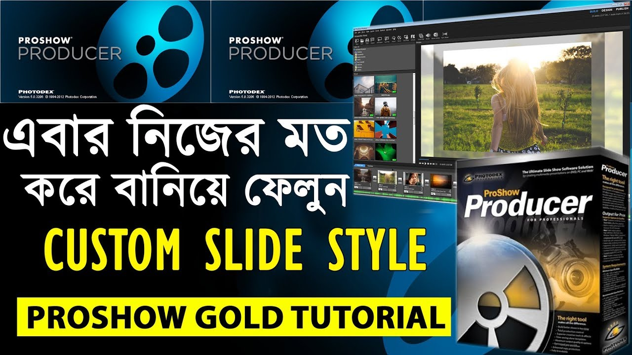 proshow gold producer for mac