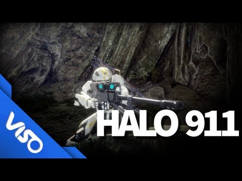 Halo 911 - Security Footage! (Reno 911 Parody) #6 - Directors Series