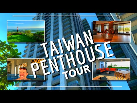 Taiwan Penthouse Luxury Apartment 💎, incredible high-rise. Gucci fixtures 👑!