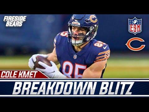 Bears Breakdown Blitz - Cole Kmet