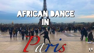 african dance in paris