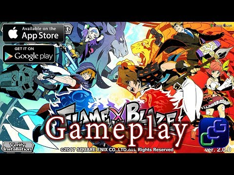FLAME Versus BLAZE Android iOS Gameplay