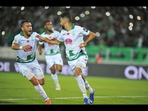 Download RAJA Casablanca 3-0 AS Vita Club | FINAL CAF Confederation Cup 2018 - 1st leg