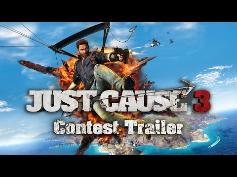 Just Cause 3 Contest Trailer #MyJC3Trailer