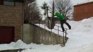 Brain Dead Heart Attack - 2014 Snowboard Video Trailer