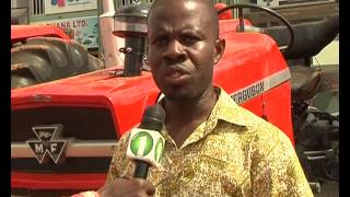 ADRA Support Farmers with Tractors 15