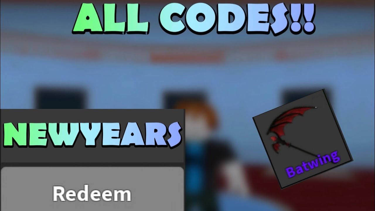 Roblox Mm2 Godly Codes Roblox Murder Mystery 2 All Codes January 2020 Youtube