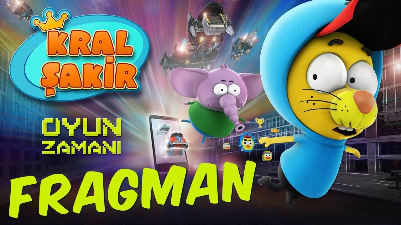 Kral şakir Oyun Zamanı Fragman Youtube