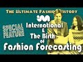 "SPECIAL FEATURE: ""I.M International"" and The Birth of Fashion Forecasting"