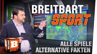 Breitbart Sport - Alle Spiele, alternative Fakten