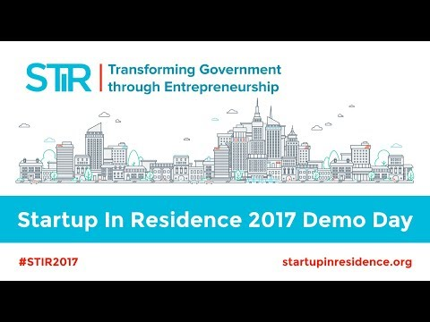 Startup in Residence Demo Day 2017