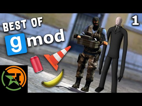The Very Best Of GMOD | Part 1 | Achievement Hunter Funny Moments