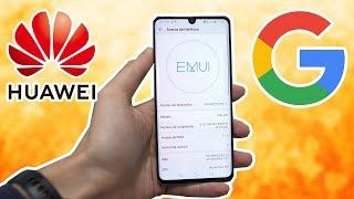 Huawei, lo que DE VERDAD puede pasar con sus MÓVILES