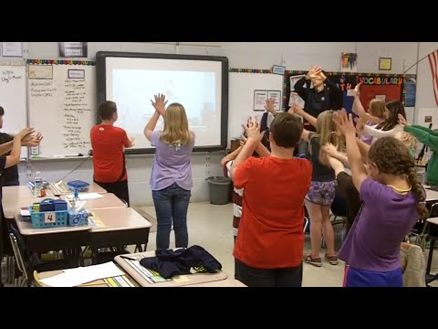 Arts Integration Using Music & Movement - Dr. Lodge McCammon