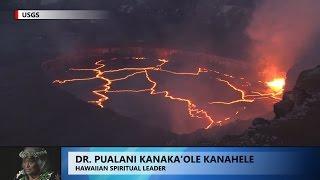 Hawaii Volcano Rises During IUCN Congress (Sept. 11, 2016)