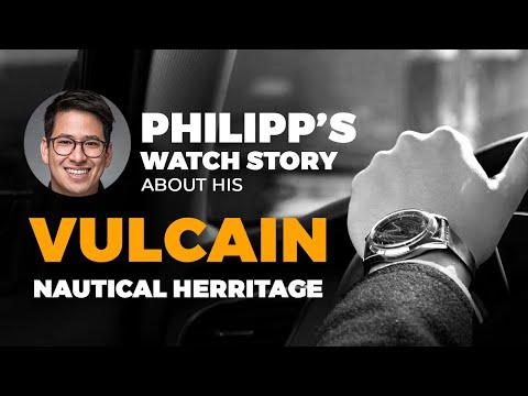 Watch Stories - Vulcain Nautical Heritage