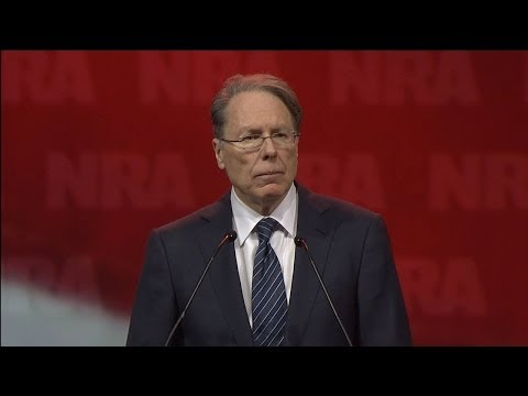 2014 NRA-ILA Leadership Forum: Wayne LaPierre
