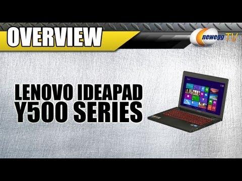 newegg-tv:-lenovo-ideapad-y500-series-notebooks-overview