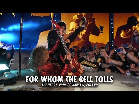 Metallica: For Whom the Bell Tolls (Warsaw, Poland - August 21, 2019) mp3