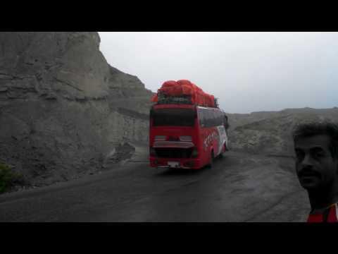balochistan road in borzi