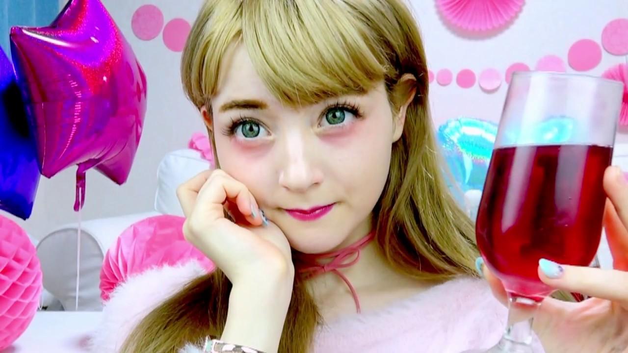 Drunk girl makeup tutorial youtube drunk girl makeup tutorial baditri Image collections