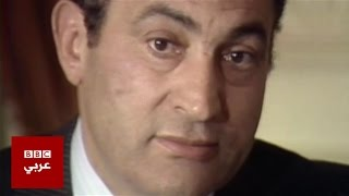 بالفيديو.. «مبارك» بطل الجزء الثالث من «فراعنة مصر المعاصرون»